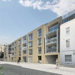 Purchased Montrose House in Belgravia for a residential development.
