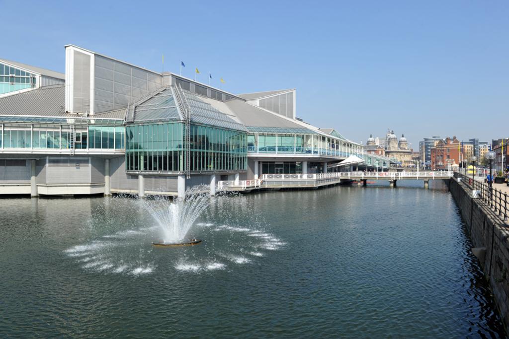 Prince Quay Hull external