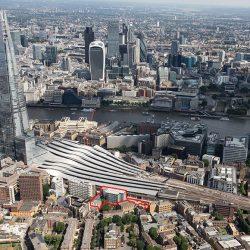 aerial-London Bridge - red line - website